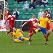"""Whityehawk v Lincoln City • <a style=""""font-size:0.8em;"""" href=""""http://www.flickr.com/photos/48059212@N07/22506488329/"""" target=""""_blank"""">View on Flickr</a>"""