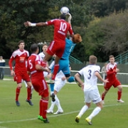 """Whitehawk V Truro City • <a style=""""font-size:0.8em;"""" href=""""http://www.flickr.com/photos/48059212@N07/22239642176/"""" target=""""_blank"""">View on Flickr</a>"""