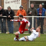 """Whitehawk v Weston Super-Mare • <a style=""""font-size:0.8em;"""" href=""""http://www.flickr.com/photos/48059212@N07/16343179503/"""" target=""""_blank"""">View on Flickr</a>"""