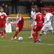 """Whitehawk v Weston Super-Mare • <a style=""""font-size:0.8em;"""" href=""""http://www.flickr.com/photos/48059212@N07/16961945882/"""" target=""""_blank"""">View on Flickr</a>"""